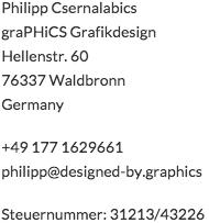 Impressum_PCsernalabics