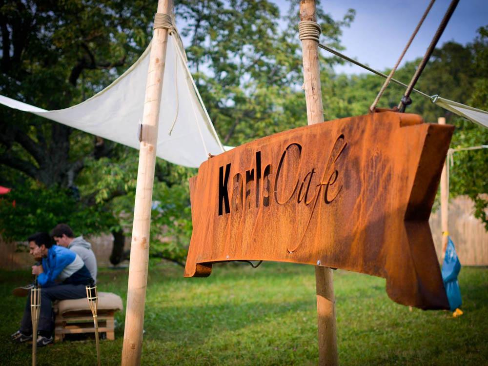 KarlsCafé @ Happiness Festival